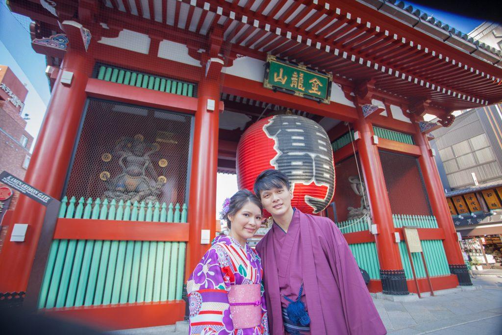 東京海外婚紗攝影