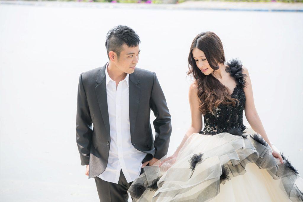 陽明山婚紗攝影基地
