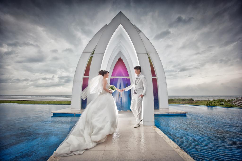 淡水莊園婚紗攝影基地