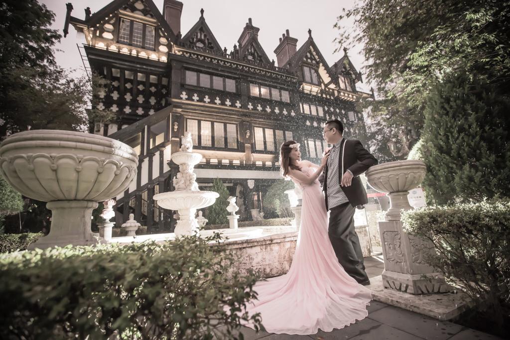 清境老英格蘭&格林婚紗攝影基地